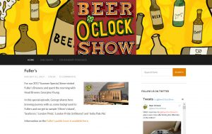 Beeroclockshow.co.uk