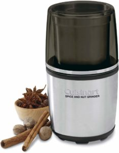 Cuisinart SG-10 Electric Spice & Nut Grinder