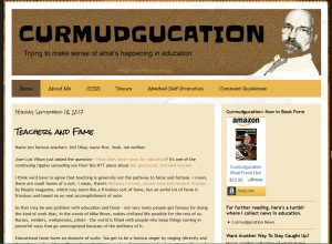 Curmudgucation.blogspot.com