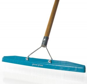 Groom Industries Grandi Groom Carpet Rake