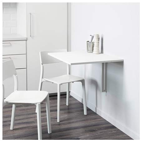 Ikea Wall Mounted Drop-Leaf Table