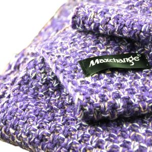 MAXCHANGE Handmade Mermaid Tail Blanket