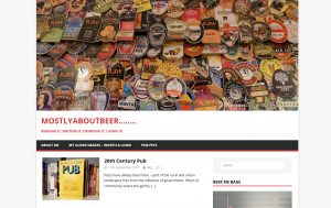 Mostlyaboutbeer.co.uk