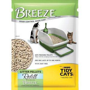 Purina Tidy Cats Breeze Litter System