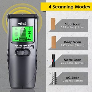 Stud Finder Wall Scanner - Scanning Modes