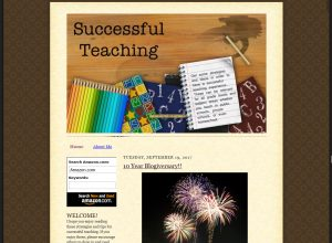 SuccessfulTeaching.blogspot.com