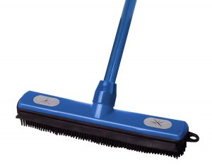 Superior Performance Silicone Push Broom