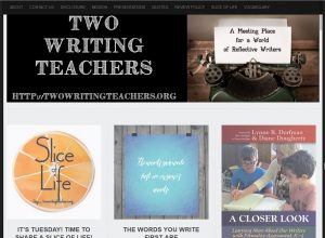 TwoWritingTeachers.org