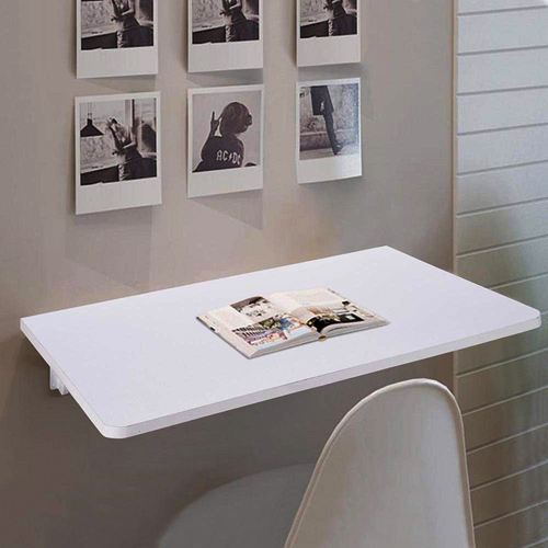 Yescom Wall Mounted Floating Folding Table
