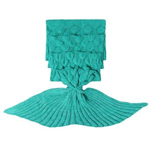 iBaby888 Mermaid Tail Blanket